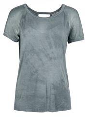 Deha Koszulka damska T-Shirt B84590 Blue Chmura
