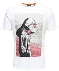 ONLY&SONS Férfi Floyd SS Tee White póló