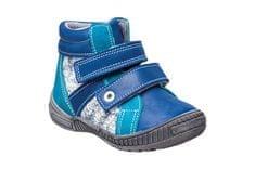 SANTÉ Zdravotná obuv detská N / LONDON / 203 / C84 / C87 modrá (veľ. 27-30)
