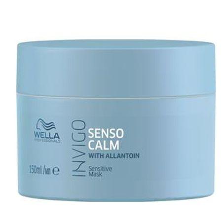 Wella Professional Maska na citlivou pokožku hlavy Invigo Senso Calm (Sensitive Mask) (Objem 150 ml)