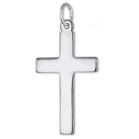 Brilio Silver Ezüst medál Křížek 441 001 00076 04 ezüst 925/1000