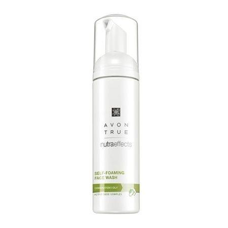 Avon Čisticí pěna pro smíšenou až mastnou pleť Avon True (Self-Foaming Face Wash) 150 ml