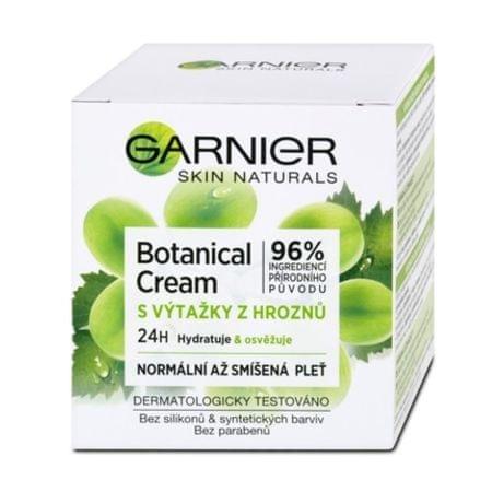 Garnier A zöld tea kivonata normál és vegyes bőrre Skin Natura l s (Botanical Cream) 50 ml
