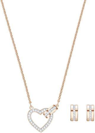 Swarovski Zestaw biżuterii LOVELY 5380718