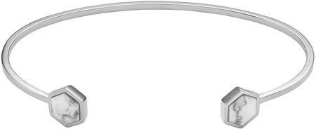 Cluse Stałe otwarte bransoletka CLJ12003