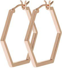 Cluse Hexagon Bronze Kolczyki CLJ50004