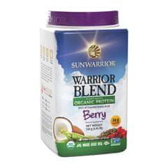 Sunwarrior Protein Blend BIO lesní plody 750 g