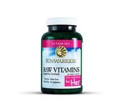 Sunwarrior Vitamíny pro ženy 90 kapslí