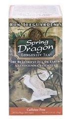 Dragon Herbs Čaj Spring Dragon Longevity 20 sáčků