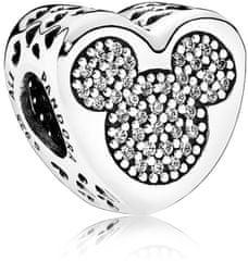 Pandora Disney´s True Bead Love of Mickey and Minnie 792050 CZ srebro 925/1000