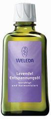Weleda Levanduľový upokojujúci olej 100 ml