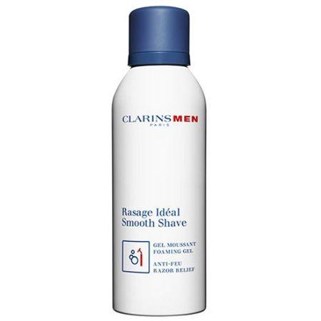 Clarins Smooth Shave habzó borotvazselé (Foaming Gel) 150 ml
