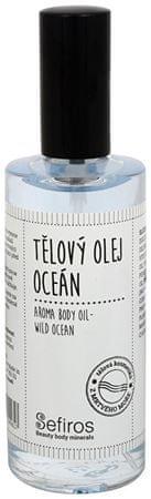 Sefiros Oceán testápoló olaj(Aroma Body Oil) 125 ml