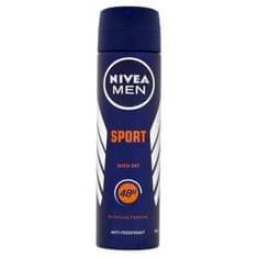 Nivea Antiperspirant ve spreji pro muže Sport (Antiperspirant) 150 ml