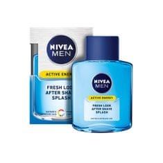 Nivea Energizující voda po holení Active Energy (After shave Splash) 100 ml