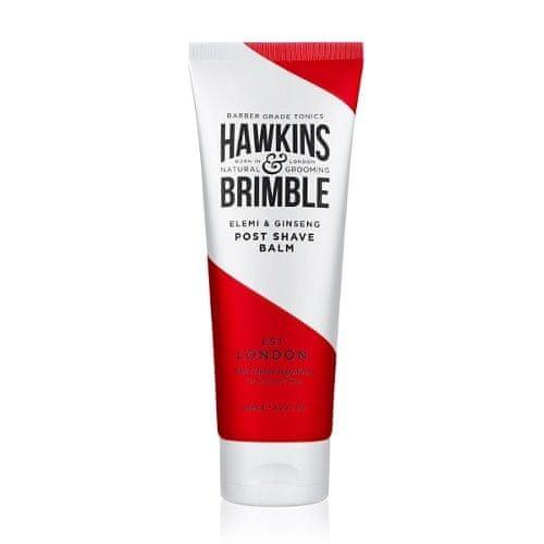 Hawkins & Brimble Upokojujúci balzam po holení s vôňou elemi a ženšenu (Elemi & Ginseng Post Shave Balm) 125 ml