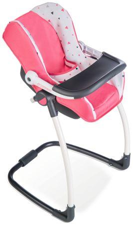 Smoby 3 az 1-ben autósülés és szék MC&Q