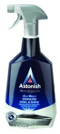 Astonish čistilo za nerjaveče jeklo