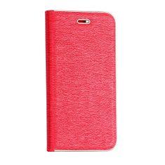 Havana Premium preklopna torbica za Samsung Galaxy J6 2018, crvena