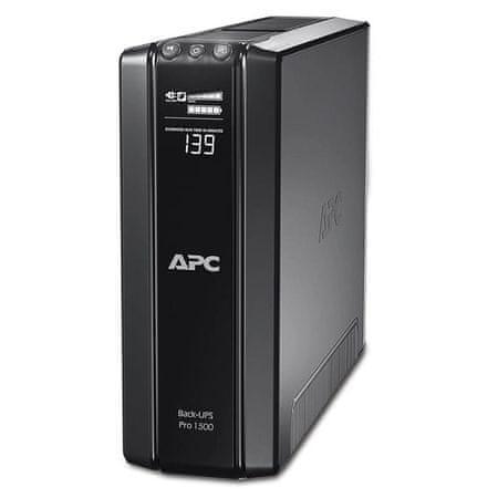 APC brezprekinitveno napajanje Back-UPS Pro BR1500G-GR 1500VA 865W UPS