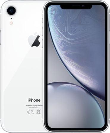 Apple iPhone Xr, 128GB, Bílý