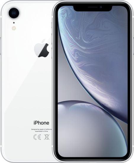 Apple iPhone Xr, 64GB, Bílý