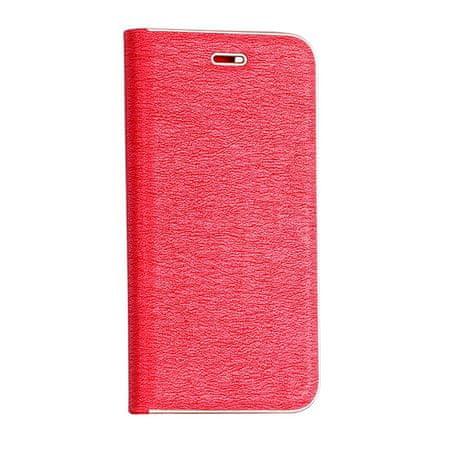 Havana Premium preklopna torbica za Huawei P Smart, crvena