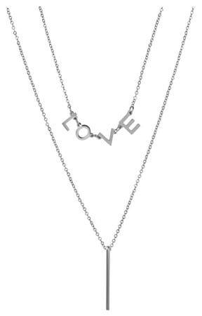 Troli Dvojna ogrlica ljubezen