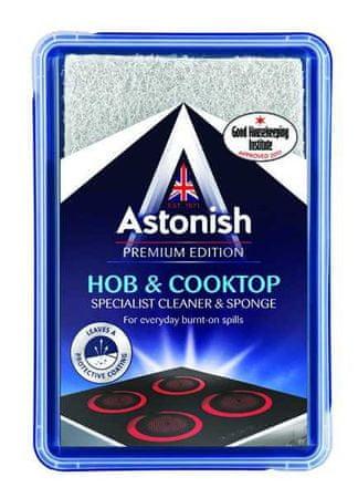 Astonish čistilna pasta za čiščenje keramičnih plošč