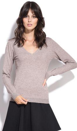William de Faye ženski pulover, L, bež