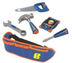 Smoby zestaw narzędzi z paskiem Bob Budowniczy