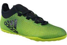 Adidas X Tango 17.3 IN CG3717 40 Żółte