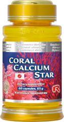 Starlife CORAL CALCIUM STAR 60 kapslí
