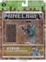 2 - TM Toys Minecraft - Steve figura láncpáncélban
