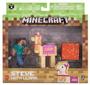 2 - TM Toys Minecraft - Steve készlet lámával