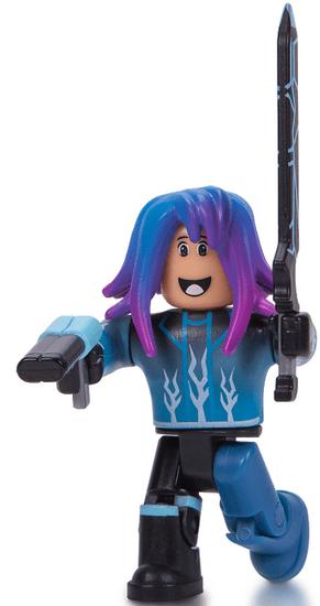 TM Toys Roblox figúrka - blue Lazer parkour runner