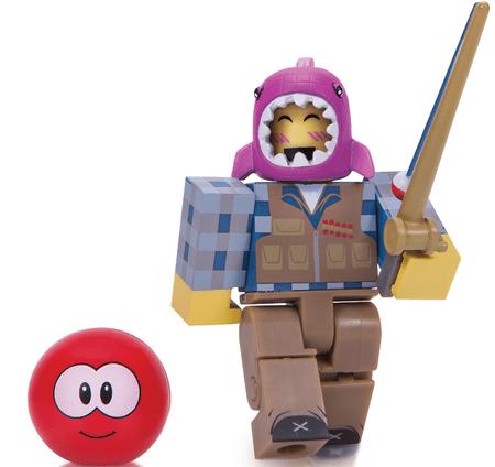 TM Toys Roblox figurka - Meepcity fisherman