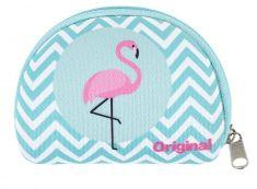 Albi Mini portfel z flamingami
