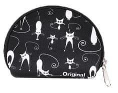 Albi Mini portfel z kotami