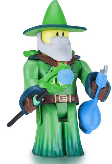 TM Toys Roblox figurka - Emerald dragon master