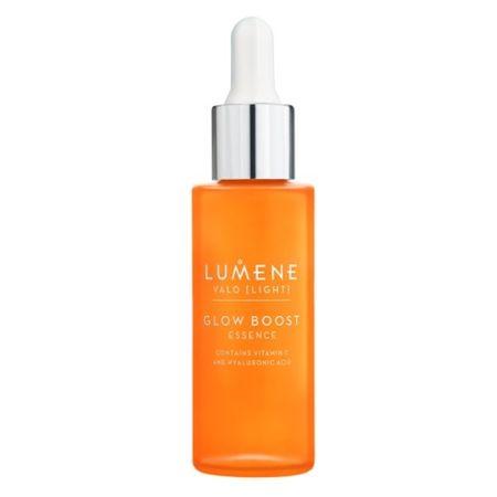 Lumene Rozjasňujúce pleťová esencia s vitamínom C a kyselinou hyalurónovou Light (Glow Boost Essence Contai