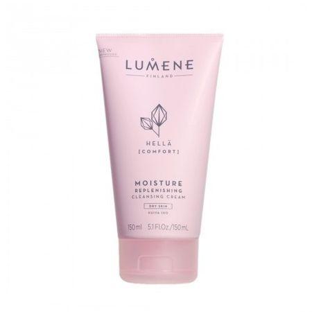Lumene Cleansing hidratáló arctisztító krém száraz bőrre(Moisture Replenishing Cleansing Cream) 150 ml