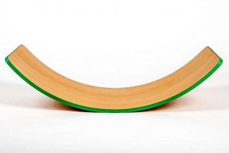 Utukutu Houpací prkno barevná hrana - zelená