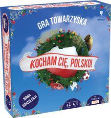 TM Toys gra społecznościowa KOCHAM CIĘ POLSKO!