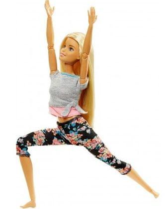 Mattel Barbie mozgásban rózsaszín