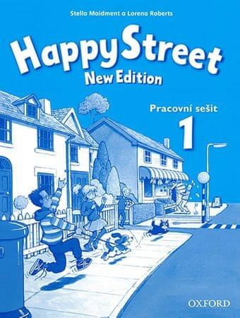Maidment Stella: Happy Street New edition 1 Pracovní sešit (česká verze)