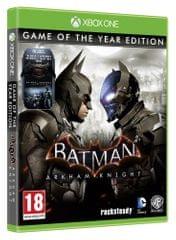 Warner Bros igra Batman Arkham Knight: GOTY (Xbox One)