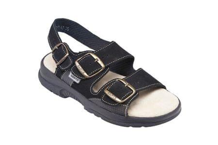 04c078741763d SANTÉ Zdravotná obuv dámska N / 517/43/68 / CP čierna (Veľkosť vel ...