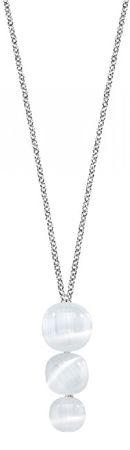 Morellato Macska szemmel díszített gyönyörű nyaklánc SAKK22 ezüst 925/1000