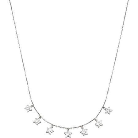 Morellato Jeklena ogrlica z zvezdicami Cosmo SAKI05